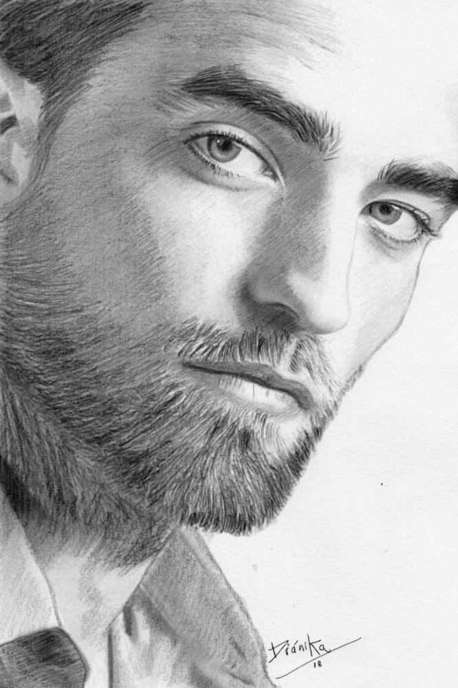 Robert Pattinson by Dianika